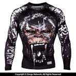 Venum Gorilla Long Sleeve Grappling...